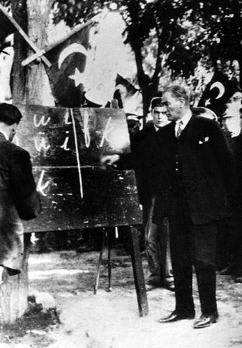 Ataturk-1928