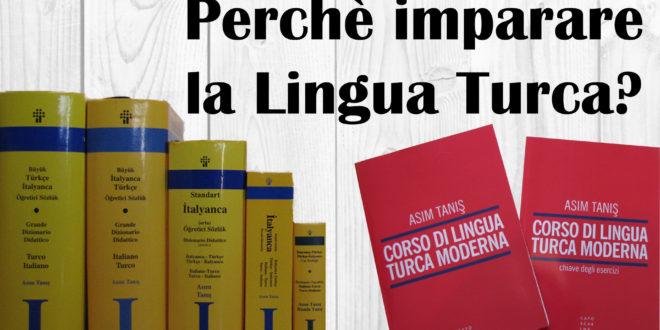imparare la lingua turca