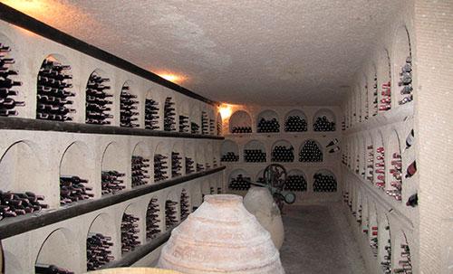 I vini magici della Cappadocia