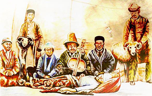 Dagli antichi turchi la musica per il tuo relax