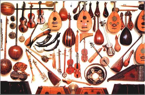Strumenti musicali turchi