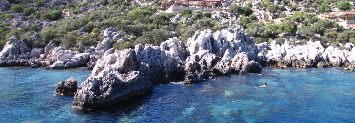 Kaş: una perla del Mediterraneo