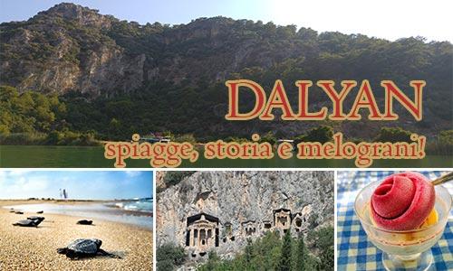Paesi della Turchia: Dalyan