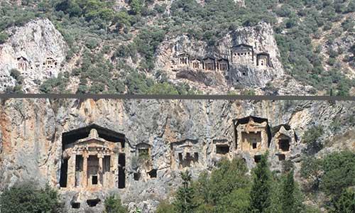 turchia, scavi archeologici
